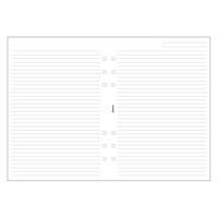 Filofax Personal Ruled Paper White 133008