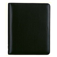 Filofax Metropol Zip-fastening A5 Organiser Black 026979