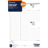 Filofax A4 Week To View Appointments 2015 6871415