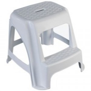 GPC Step Stool Grey HE400Z