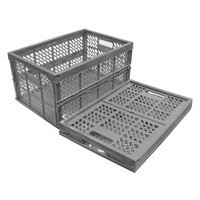 Image for GPC Box For Folding Trolley Grey 359287