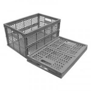 GPC Box for Folding Trolley Grey 359287