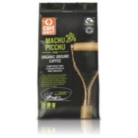 Cafe Direct Fairtrade Organic Roast/Ground Machu Picchu Coffee 227gm TWI12026