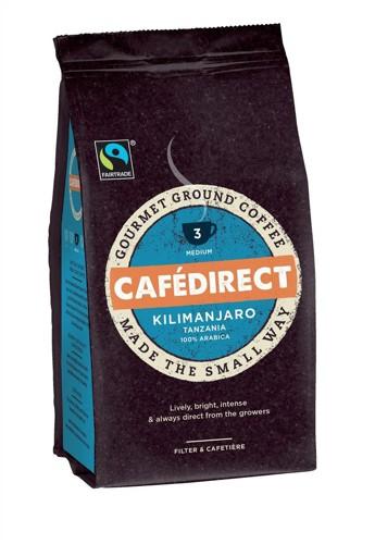 Cafe Direct Kilimanjaro Ground Coffee FCR0004