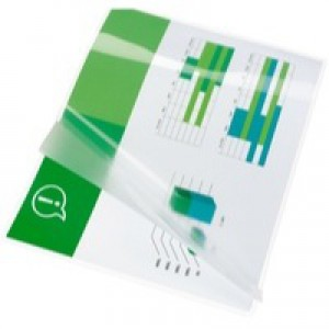 Acco GBC Laminating Pouch A4 150micron Clear Pack of 100 3740400