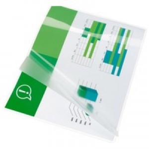 Acco GBC Laminating Pouch A5 250micron Clear Pack of 100 3200749