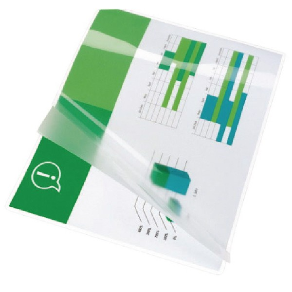 Acco GBC Laminating Pouch A6 250micron Clear Pack of 100 3740442