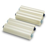 Acco GBC Ultima 35 Ezload Roll Film 305mm x75 Metres 75micron Clear/Gloss Pack of 2 3400927EZ