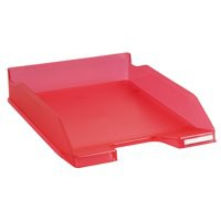 Linicolor Letter Tray Raspberry 11354D