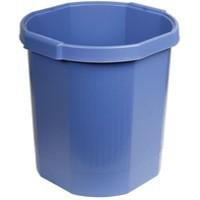 Forever Waste Bin Blue 435101D