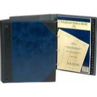 Image for Goldline Address Book Refill Ruled Feint A4 GA4/R