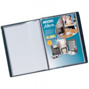 Goldline Display Book Portrait 24-Pocket A3 GDB24/P