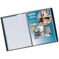 Goldine Black Display Book 24 Pockets A3 Portrait (Pack of 1) GDB24/P