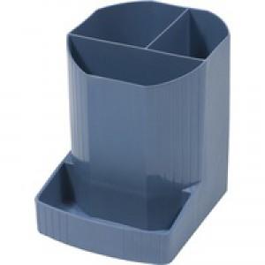Forever Pen Pot Holder Blue 675101D
