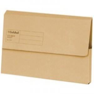 Guildhall Document Wallet Blue Angel Buff GDW1-BUF