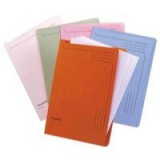 Guildhall Slipfile 12.5x9 inches Assorted Pack of 50 14600
