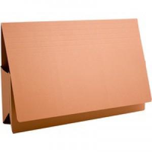 Guildhall Probate Wallet Foolscap Orange PRW2