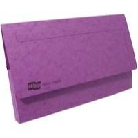 Europa Pocket Wallet Foolscap Lilac 5254Z