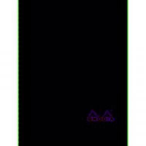 Rhodia Business Book A5 Wirebound Hard Back Black 119233C