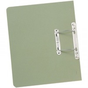 Guildhall Transfer Spring File Green 348-GRN