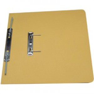 Guildhall Transfer Spring File Yellow 348-YLW