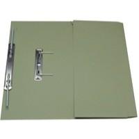 Guildhall Super Heavyweight Pocket Spiral File Green 211/6002