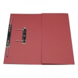 Guildhall Super Heavyweight Pocket Spiral File Red 211/6005