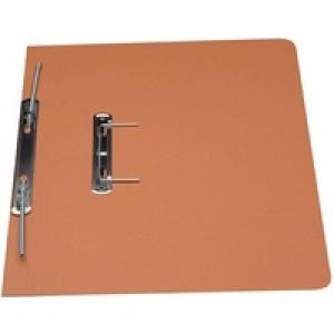 Guildhall Super Heavyweight Spiral File Orange 211/7004