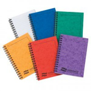 Exaclair Ltd Europa Notemaker Sbnd A6 Ast A 10S Assorted 482/1138Z