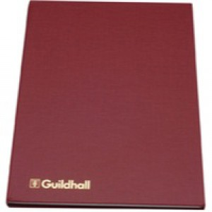 Guildhall Wages Book 40 Employees Code 302H