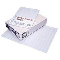 Image for Guildhall Accountancy Paper Pack of 240 Sheets 39/16