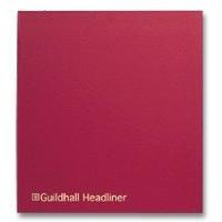 Guildhall Headliner Book 80 Pages 298x273mm 48/4-12 1292