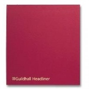 Guildhall Headliner Book 80 Pages 298x405mm 68/32 1448