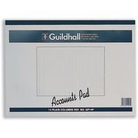 Guildhall Account Pad 16-Column Summary 298x406mm GP16S