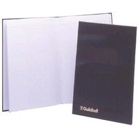 Image for Guildhall Attendance Register 24 Openings 298x203mm Black Ref T1030Z