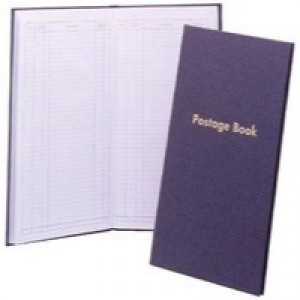 Guildhall Justso Postage Book 80 Pages T229