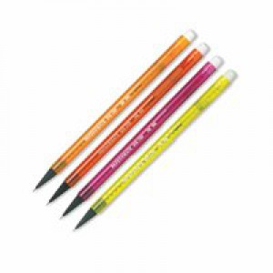 PaperMate Automatic Pencil Non-Stop Neon Assorted Blister S0187199