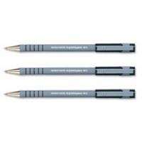 PaperMate Flexgrip Ultra Ballpoint Pen Medium Black 24511 S0190113