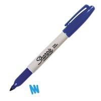 Sharpie Fine Marker Blue P5223101 S0750160