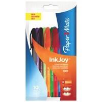Paper/M Inkjy 100 Asst Clr Pk10 S0957191