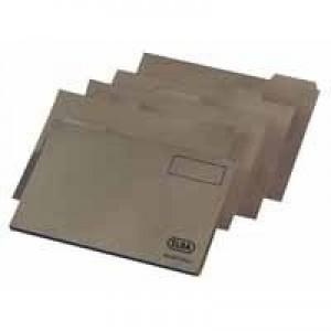 Elba Economy Tabbed Folder Foolscap Buff 100090124
