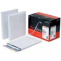 Plus Fabric Envelopes Peel and Seal Gusset 25mm 120gsm White 381x254mm [Pack 100]