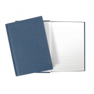 Manuscript Book Casebound 70gsm Ruled 190 Pages A4 [Pack 5]