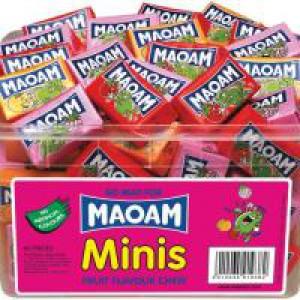 Maoam Minis Pk40 50547