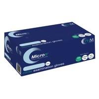 Handsafe Powder-Free Nitrile Gloves Blue Medium Pack 200 GN90