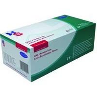 Handsafe Powder-Free Latex Gloves Medium Pack of 100 Natural GN32