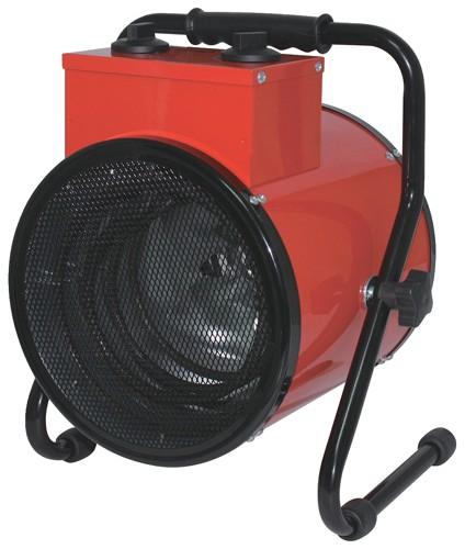 HI Distribution Prem-I-Air 3Kw Drum Garage Heater EH0214