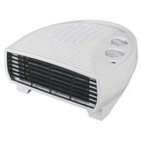 HI Distribution 3Kw Flat Fan Heater White GF30TSN