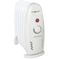 HI Distribution 500W 6Fin Baby Oil-Filled Radiator White CRHOF320/H