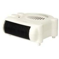 HI Distribution 2Kw Flat Fan Heater White CRH6140F/H